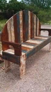 Wooden Pallet Bench Pallet Bench Planter By Savanna Outdoor Decorations Pinterest