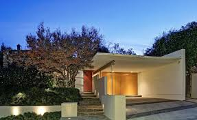 architectural house striking 1959 beverly hills architectural house by grant kirkpatrick