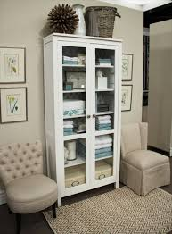 tall white cabinet with glass doors choice image doors design ideas