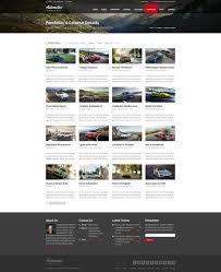 automotive car dealership u0026 business html template by themesuite