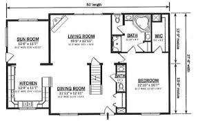 50 Sq Ft Bathroom by C134312 2 By Hallmark Homes Cape Cod Floorplan