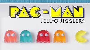 pacman jello jigglers nerdy nummies youtube