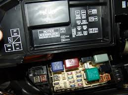 lexus rx300 handbook lexus rx300 fuse box location lexus rx300 fuse box diagram