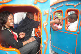 governor wike rivers first lady host children to a christmas