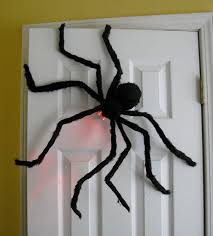 Best Halloween Decoration Amazon Com Prextex Huge 4 Ft Black Hairy Spider Tarantula With