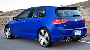 volkswagen hatchback 2015 review volkswagen golf r hatchback is lively and handsome but