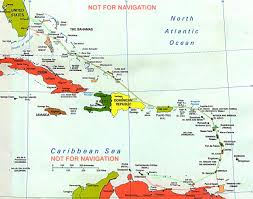 St Thomas Island Map Flying Adventures