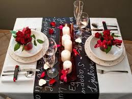 romantic table settings 10 diy romantic table settings marc and mandy show