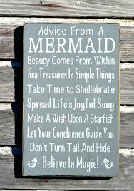stunning nautical mermaid decor rustic decoration decorating for