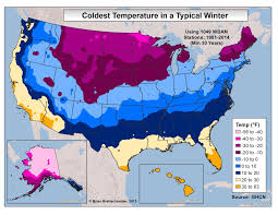 Alaska Temperature Map by Brian B U0027s Climate Blog August 2015