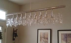Dining Room Lamp Dining Room Exciting White Hanging Cellula Chandelier With Five