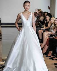 simple wedding dresses simple wedding dresses that are just plain chic martha stewart