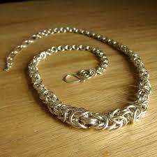byzantine necklace images Byzantine chain tutorial annemade jewelry jpg