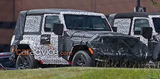 wrangler jeep 2 door jeep wrangler two door spied