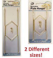 Decorative Picture Hangers Plate Racks U0026 Hangers Ebay