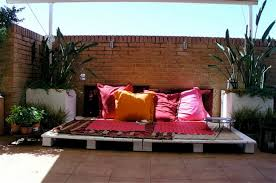 Outdoor Ideas For Backyard 39 Outdoor Pallet Furniture Ideas And Diy Projects For Patio