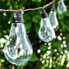Indoor Solar Lights by Costco Led String Lights Portfolio 24 Ft 12 Light White Led Plug