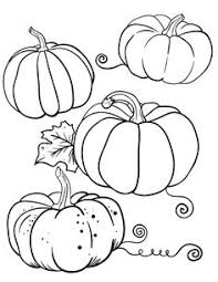 pumpkins sign pumpkins garden coloring patterns