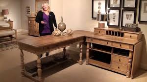 Paula Deen Office Furniture by Down Home 2 Pc L Desk In Oatmeal By Paula Deen Home Home Gallery