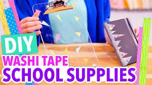 diy washi tape supplies back to week hgtv