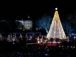 national tree lighting