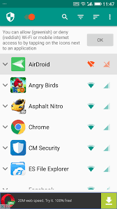 android data usage how to restrict data usage for specific apps on android