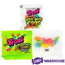 easter egg gum trolli easter egg hunt candy snack packs mix 40 bag