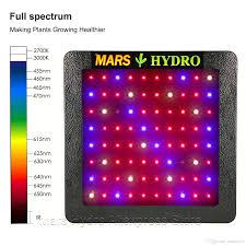 led grow light usa mars hydro mars ii 400 led grow light full spectrum l stock in