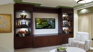 Houzz Living Rooms by Ashley North Shore Living Room Entertainment Center Wall Unit Tv