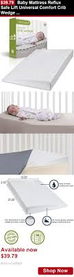 Crib Mattress Support Frame Baby Safety Sleep Positioners Baby Mattress Reflux Safe Lift