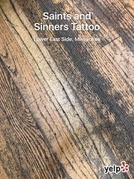 saints and sinners tattoo 1225 e brady st milwaukee wi tattoos