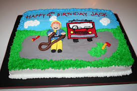 customized birthday cakes for all ages but specializing in one of