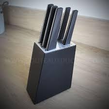 couteaux de cuisine sabatier bloc cuisine sabatier 5 couteaux tendance