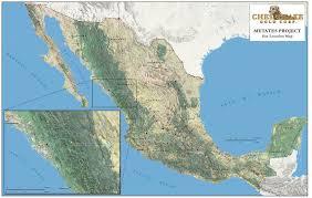 Durango Mexico Map Mexico Location Map Neer Cartography
