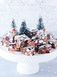 christmas rocky road nigella u0027s recipes nigella lawson