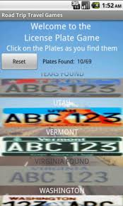Vermont traveling games images Road trip travel games lite android apps on google play
