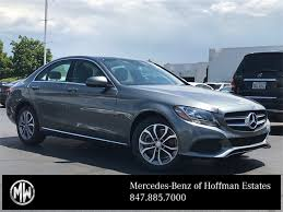 motor werks mercedes hoffman estates used 2017 mercedes c class c300 4d sedan m375549l motor
