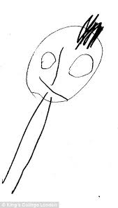 child u0027s drawings u0027are clue cleverness u0027 daily