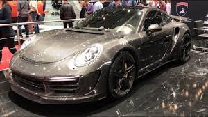 porsche stinger 2015 topcar porsche 991 stinger gtr 2017 in detail review walkaround