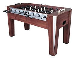amazon com foosball table amazon com eastpoint sports liverpool foosball table 60 inch