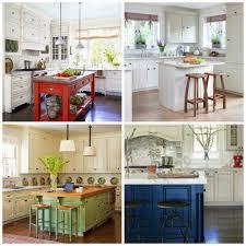 kitchen island color ideas different color kitchen island kitchen island different color