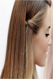 simple quick hairstyles for long straight hair new hair style