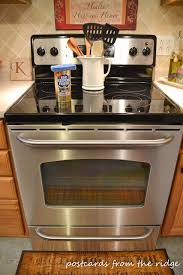 How To Clean A Ceramic Cooktop Stove Kitchen How To Buy A Stove And Oven In 2017 Cnet With Regard