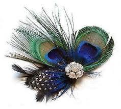 feather hair feather hair clip ebay