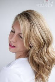 pics of loose wave hair how to curl your hair to create soft loose waves using h2d