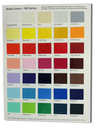 thecoatingstore urekem solid color charts now available