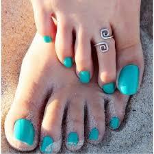 toe finger rings images Simple retro toe ring feet finger ring online artificial jpg