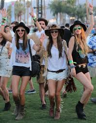 hippie bands bands boho clothes coachella festival happy