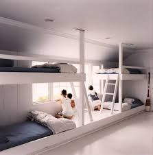 Bedroom Bed Furniture by Space Saving Bunk Beds Decorating Ideas Kate Fisher Art U2022