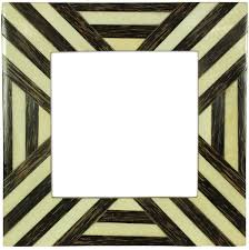 bulk buy black u0026 white 5x5 inches picture frame wholesale